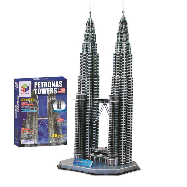 내가 만드는 세계 유명건축물 시리즈(페트로나스타워)